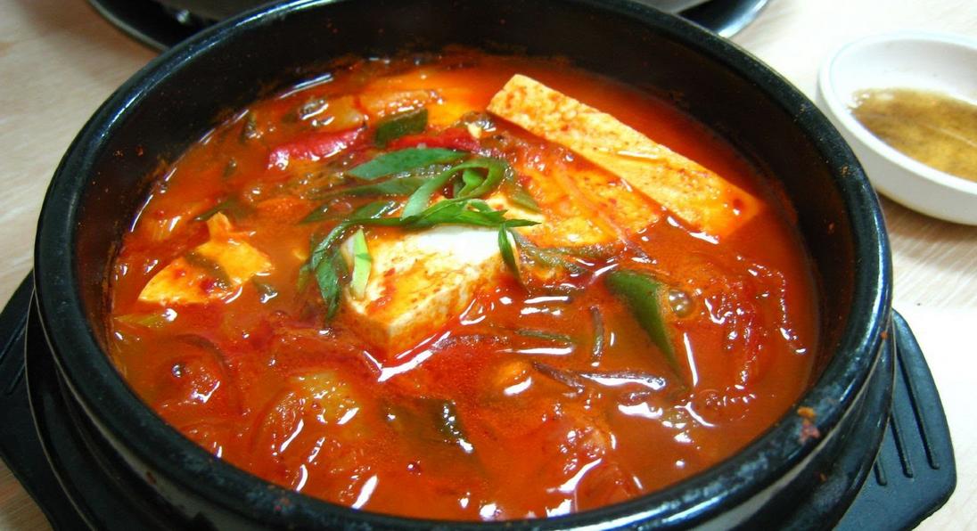 Cara Membuat Sup Tahu Asam Super Pedas Sedap Gurih dan Nikmat