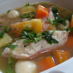 Resep Cara Membuat Sup Ikan Salmon Sedap Gurih dan Bergizi