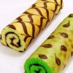 Resep Kue Bolu Kukus Motif Batik Dengan Kacang Moka
