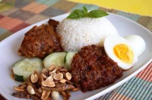 Resep Membuat Nasi Lemak Nikmat Khas Malaysia