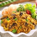 Resep Cara Membuat Nasi Goreng Petai Gurih