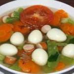 Resep Membuat Sop Telur Puyuh Nikmat dan Sedap