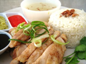 Resep Cara Membuat Hainanese Chicken Rice Sedap