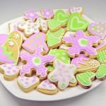 Resep Membuat Butter Cookies Royal Icing Spesial Nikmat