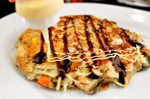 Resep Masakan Okonomiyaki Khas Resto Mantap