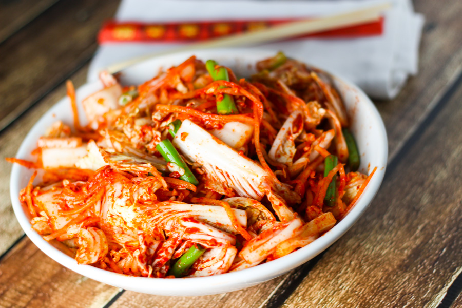 Resep Membuat Kimchi Korea Nikmat