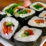 Cara Membuat Kuliner Sushi Jepang Nikmat Sederhana