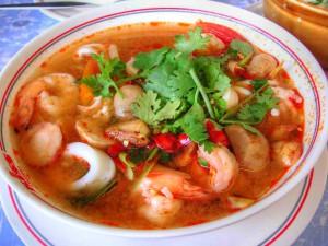 Resep Sajian Sup Tom Yam Goong Enak
