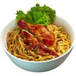 Resep Cara Membuat Lamien Ayam Panggang Enak dan Mudah