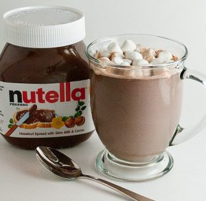 Resep Nikmat Es Kopi Nutella