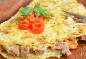 Resep Omelet Telur Sayuran Spesial Lezat