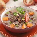 Resep Membuat Sop Iga Sapi Kacang Merah Sedap Nikmat