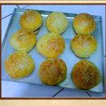 Cara Membuat Roti Burger Mini di Rumah