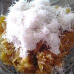 Cara Membuat Kue Sawut Singkong Nikmat Sederhana