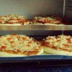 Cara Membuat Pizza Mini Sederhana Mudah