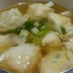 Resep Membuat Sup Pangsit Kuah Ayam Sedap Nikmat