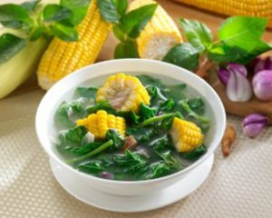 Cara Memasak Sayur Bayam Bening Enak Dan Mudah