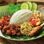 Cara Membuat Nasi Bali Asli Komplit