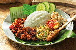 Cara Membuat Nasi Bali Komplit Dan Sederhana