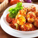 Resep Telur Balado Padang Asli Pedas Enak