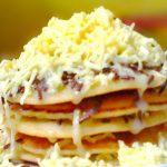 Cara Membuat Pancake Coklat Keju Nikmat dan Lezat