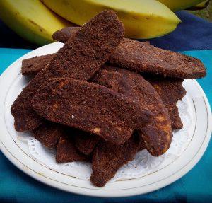 Resep Keripik Pisang Coklat