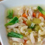 Cara Membuat Sup Ayam Makaroni Enak Nikmat dan Kaya Gizi