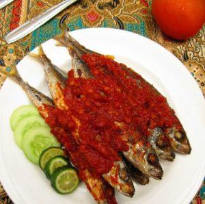 resep tumis ikan layang