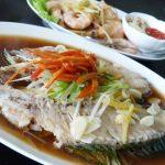 Resep Cara Membuat Ikan Kakap Kukus Enak dan Sederhana